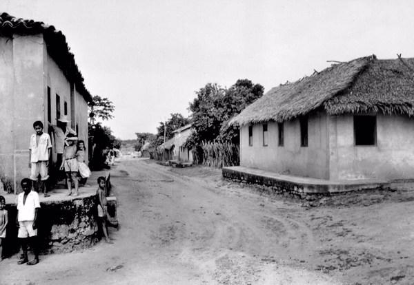 Cidade de Regeneração (PI) - 1957