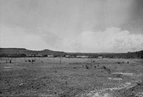 Relevo em Inhuma (PI) - 1957