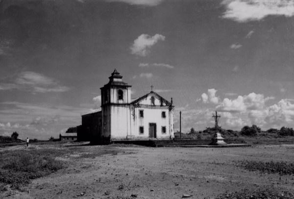 Igreja em Oeiras (PI) - 1957