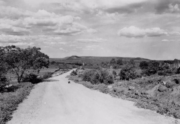 Tabuleiro em Angical do Piauí (PI) - 1957