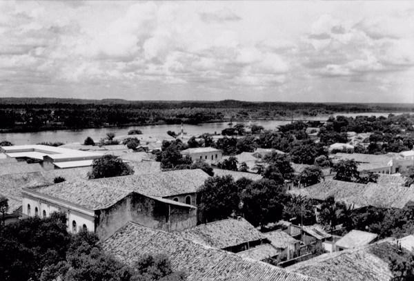 Cidade de Teresina (PI) - 1957