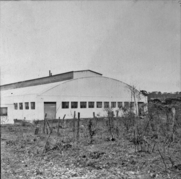 Fábrica de fósforo : Cidade Irati (PR) - 1957