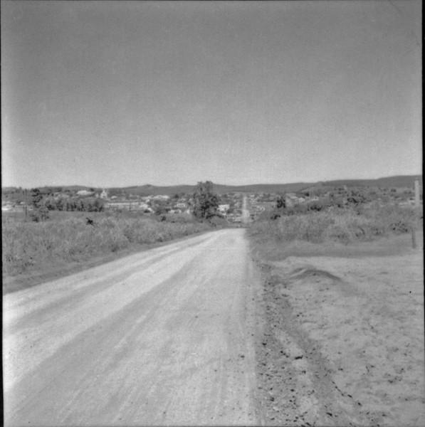 Cidade de Cambará (PR) - 1960