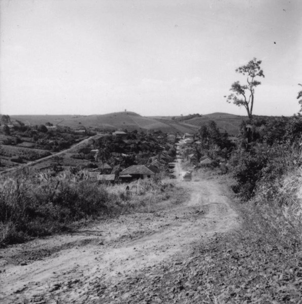 Sítio na cidade de Abatiá (PR) - 1960