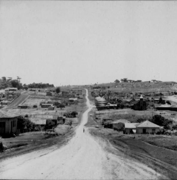 Vista parcial de Renascença : ex-Vargem Bonita (PR) - 1966