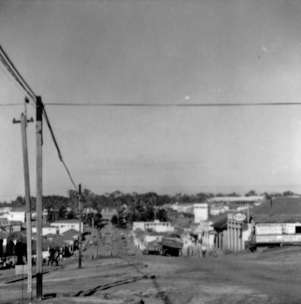 Vista parcial da cidade de Umuarama (PR) - s.d.