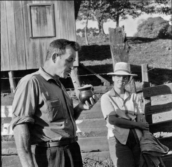 Comprador de porcos : Município de Mariópolis (PR) - 1965