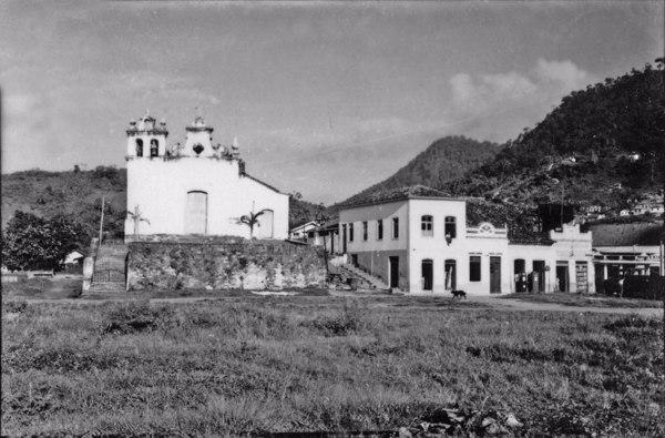 Igreja da Lapa : Angra dos Reis (RJ) - 1955