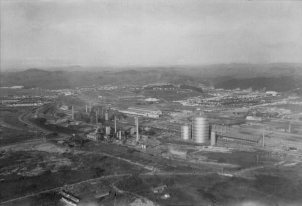 Vista geral da Usina de Volta Redonda (RJ) - s.d.