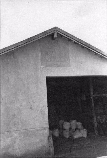 Depósito do salineiro José S. Rascão (Macaé) (RJ) - 1958
