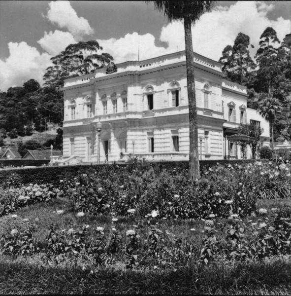 Palácio Rio Negro, Av. Keler em Petrópolis : Residência de verão do Presidente da República : Petrópolis (RJ) - s.d.
