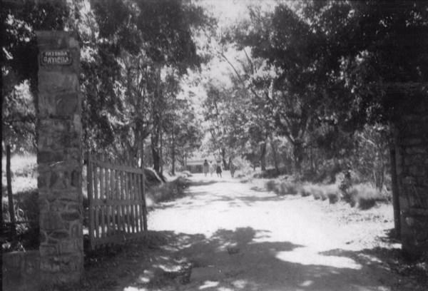Estrada da fazenda - s.d.