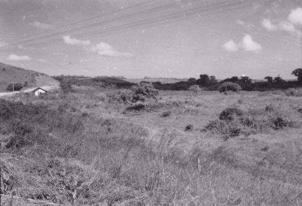 Baixada de Macabu (RJ) - 1958