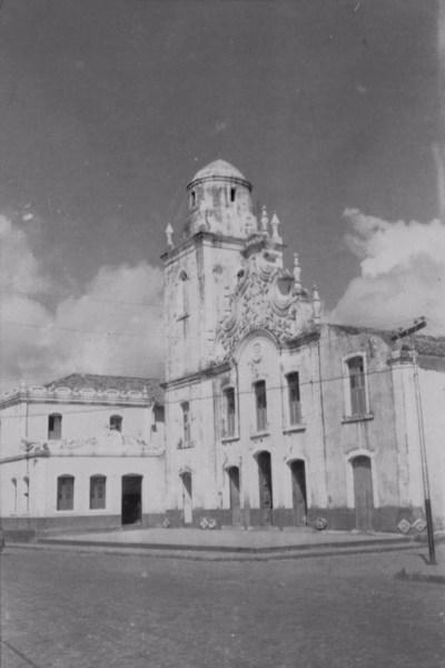 Igreja de Santo Antônio em Natal (RN) - 1957
