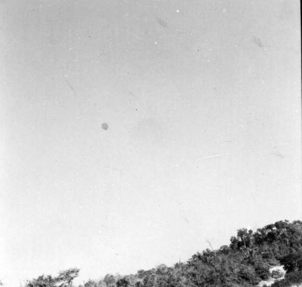 Rio João Maria na cidade de Ariquemes (RO) - 1968