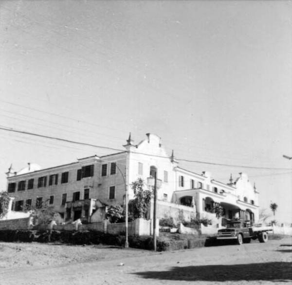 Hotel Pôrto Velho na cidade de igual nome (RO) - 1968