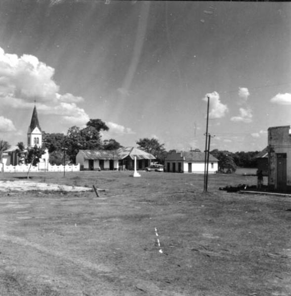 Praça da Vila Murtinho (RO) - 1968