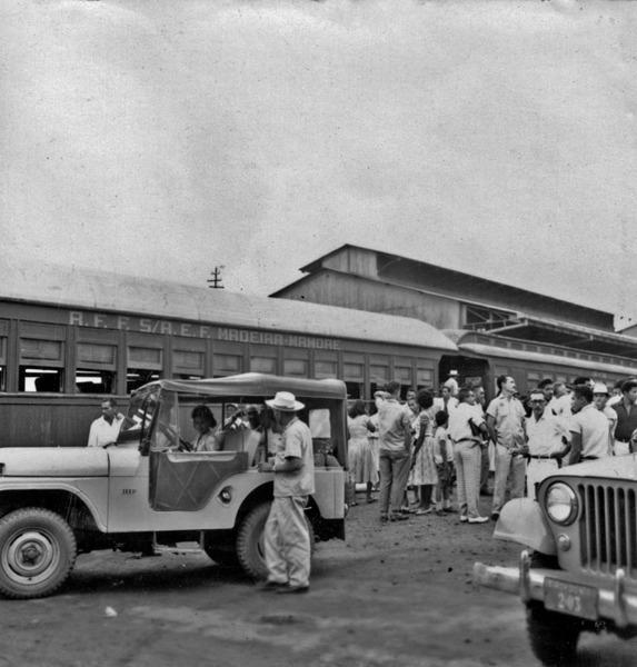 Estrada de ferro Madeira Mamoré (RO) - [195-?]