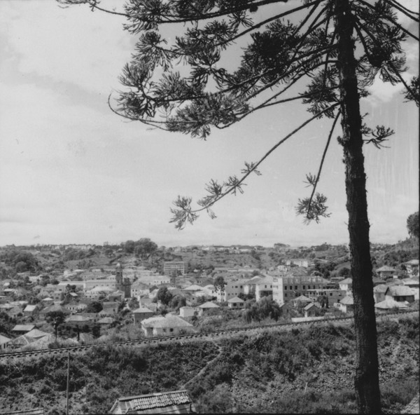 Vista de Bento Gonçalves (RS) - 1959