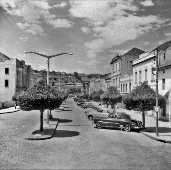 Avenida Central de Bento Gonçalves (RS) - 1959