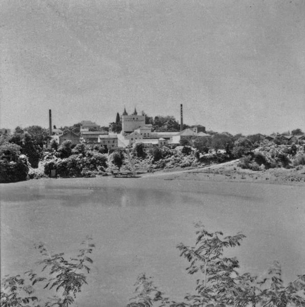 Aspecto da cidade de Estrela (RS) - 1959