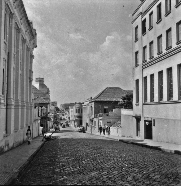 Rua 7 de Setembro : Município de Cachoeira do Sul - 1959