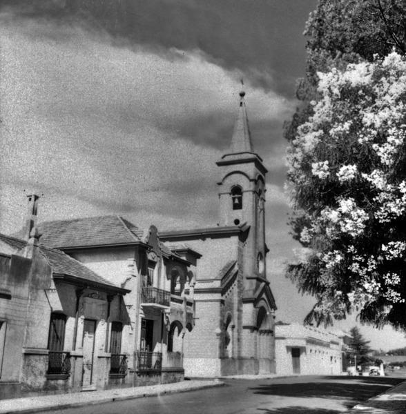 Praça General Osório : Livramento (RS) - 1959