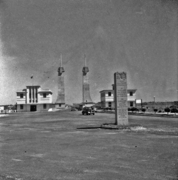 Ponte Internacional : Uruguaiana (RS) - 1959