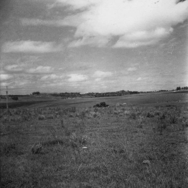 Vista do município de Passo Fundo (RS) - 1959