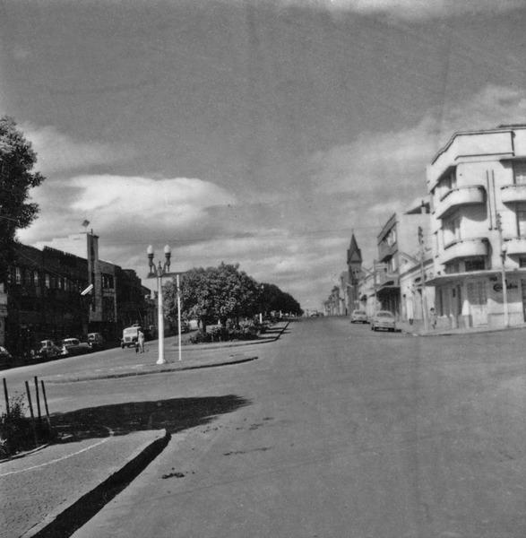 Avenida Brasil : Município de Passo Fundo - 1959