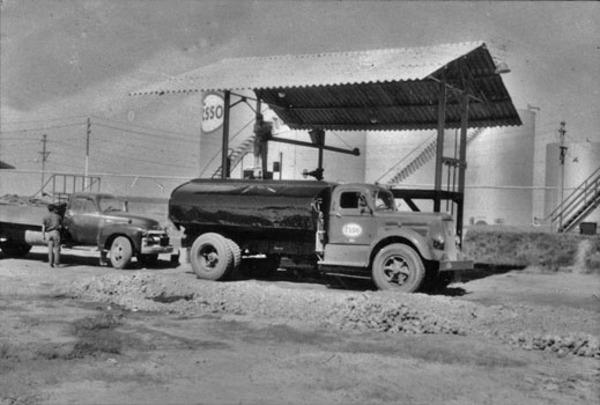 Depósito de Canoas (RS) - 1957