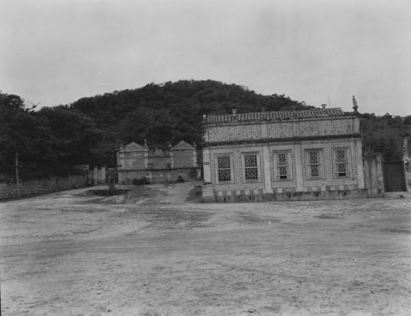 Praça Lauro Muller : M. de Laguna (SC) - 1953