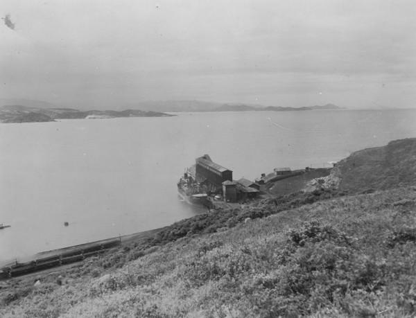 Porto carvoeiro de Laguna : M. de Laguna (SC) - 1953