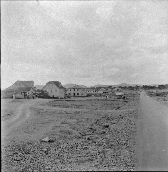 Aspecto do município de Santa Cecília (SC) - 1959