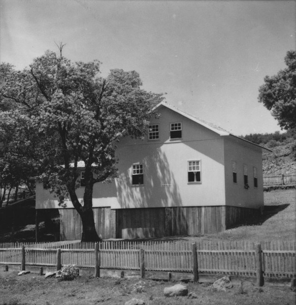[Habitação na estrada Joaçaba / Concórdia (SC)] - 1966