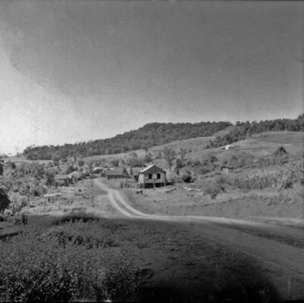 [Vista parcial de Saltinho (SC)] - 1965