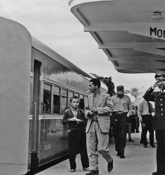 Estação Monte Castelo : Ferrovia Tronco Principal Sul (SC) - [197-?]