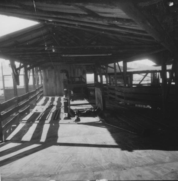 Carbonífera Metropolitana S/A : extração de carvão : município de Criciúma - 1972