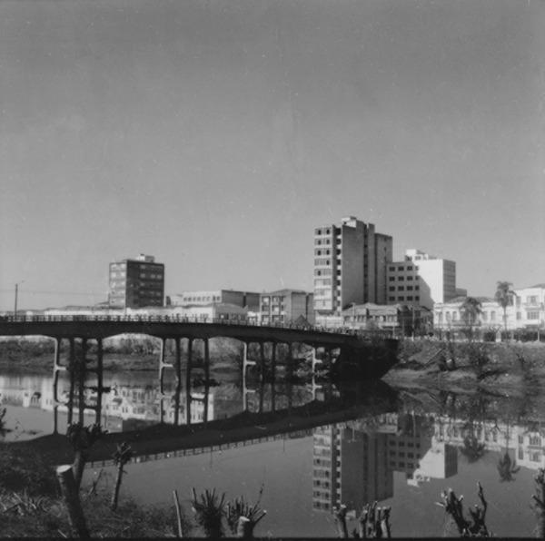 Aspecto da cidade : município de Tubarão - 1972