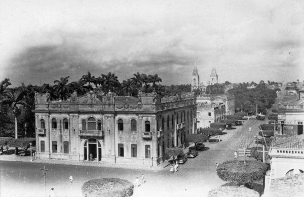 Palácio do Governo de Sergipe em Aracaju (SE) - s.d.