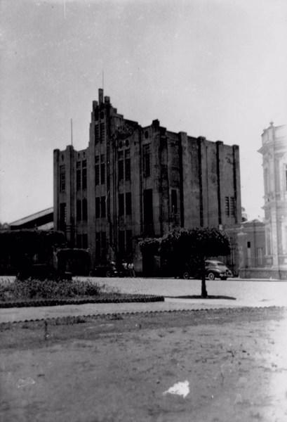 Biblioteca Pública Epiphâneo Dórea em Aracaju (SE) - 1952