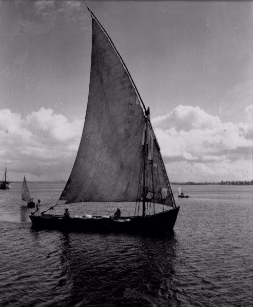 Barco em Aracaju (SE) - s.d.