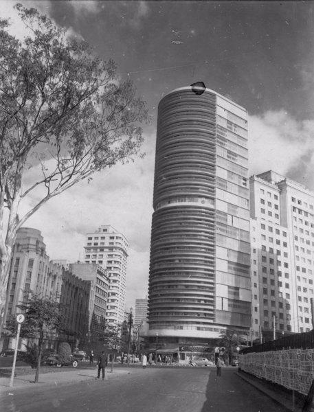 Avenida Ipiranga : Município de São Paulo - 1956