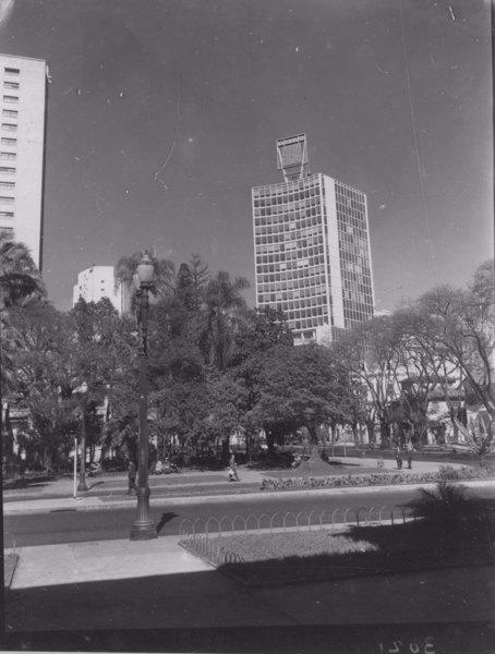 Edifício do jornal - 1956