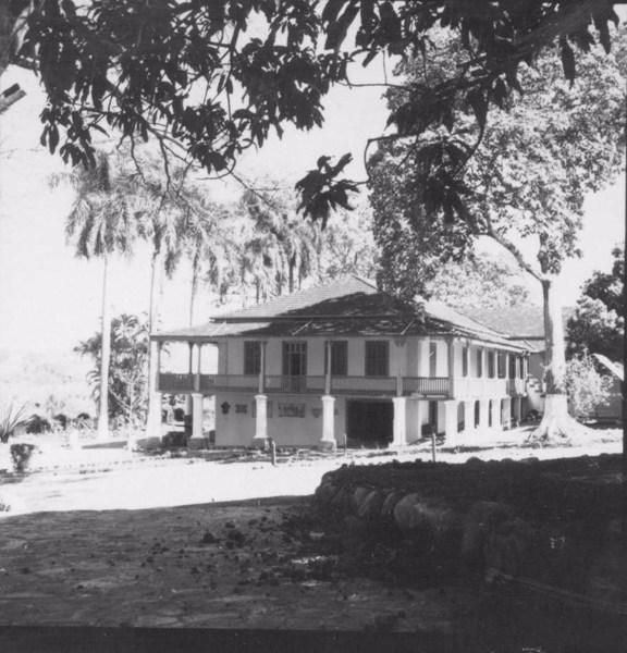 Museu Municipal de Ribeirão Preto (SP) - 1957