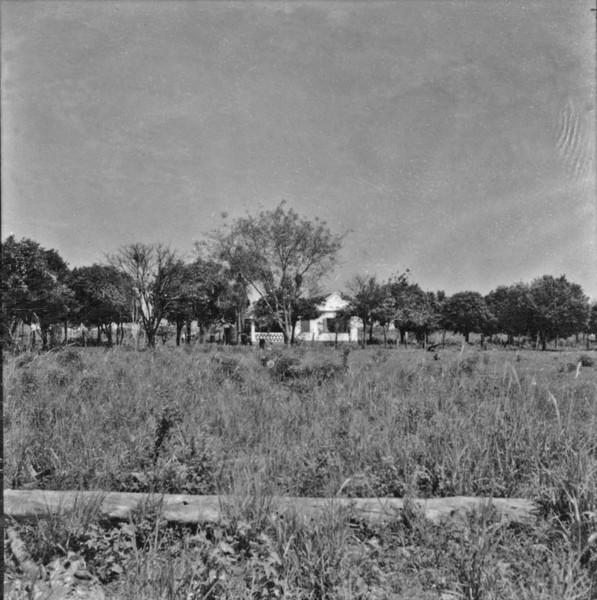 Casa de antiga colônia hungara (SP) - 1957