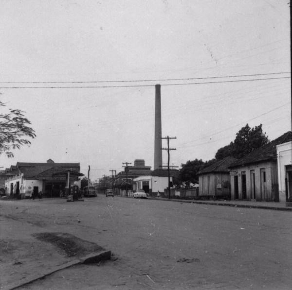 Bairro industrial : Município de Marília - 1957