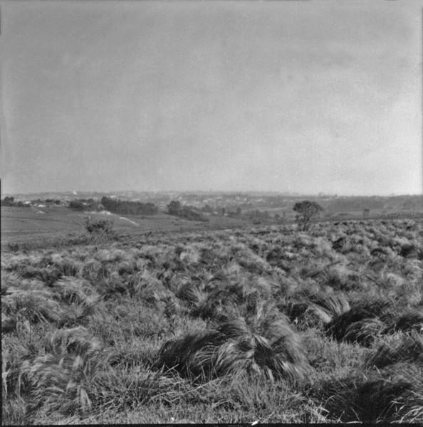Vista parcial de Campinas (SP) - 1957