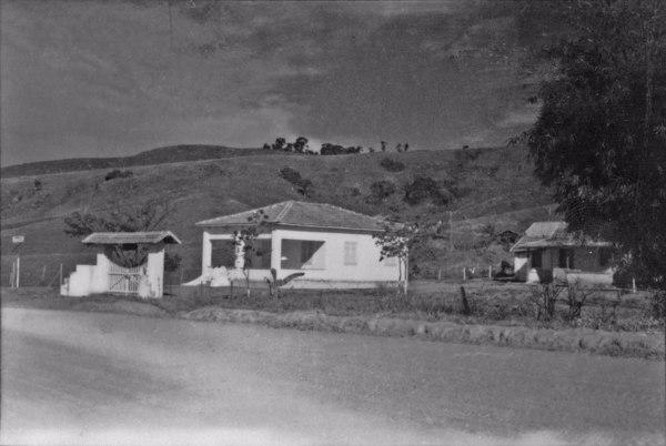Sítio Nossa Senhora do Sagrado Coração : Município de Bananal (SP) - 1958