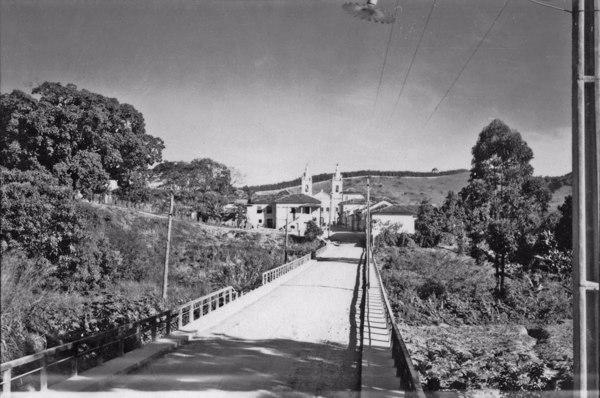 Aspecto parcial de Areias : Cidade de Areias (SP) - 1958